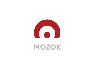 Mozok | Web & Mobile Dev intelligence intelligent love passion mind rounded spheres brain coding code mobile development web icon logodesign logo design simple modern mark logo