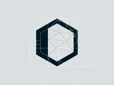 Dezentra Logo Construction | Blockchain Consulting