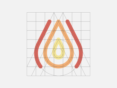 Weheat Logo Construction | Biofuel Company concept logotype logos logodesign lines line firewood energy warm fire align grid fuel biofuel badge icon simple modern mark logo