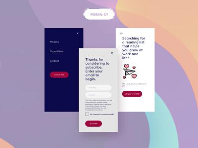 https://hello.talkxo.com/ agency mobile design mobile app ui branding