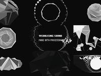 Visualising Sound - Audio Responsive Generative Visuals