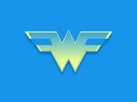 Wonder Woman TypeHue W Challenge