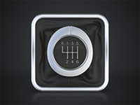 Gear Shift Icon