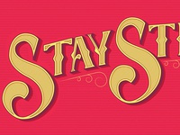 Stay Strong Dribbble