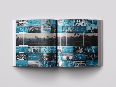 JK Memorial Timeline timeline typography book design book
