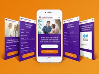 HealthPlanRate - Mobile - Signup