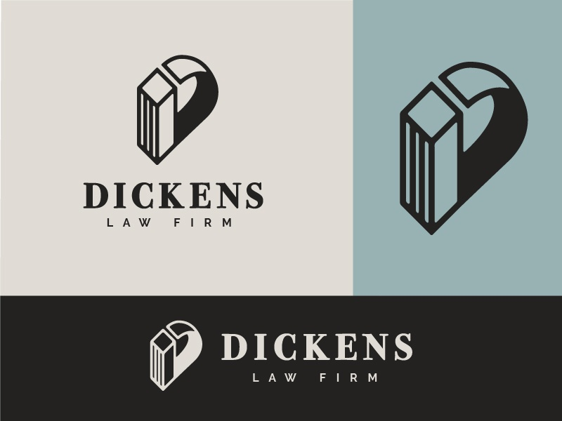 Law firm logo idea