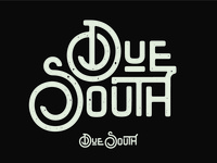 Due South logo lockup
