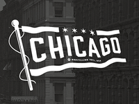 Chicago logo design