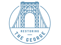 Restoring the GW Bridge logo