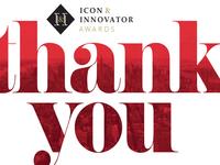 Cornell Icon & Innovator Awards