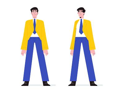 Character Design characters design minimal illustration character