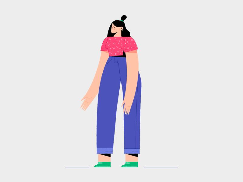 Character Design character design vector design minimal characters illustration character