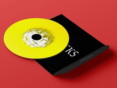36 tracks mix cd cinema4d cover