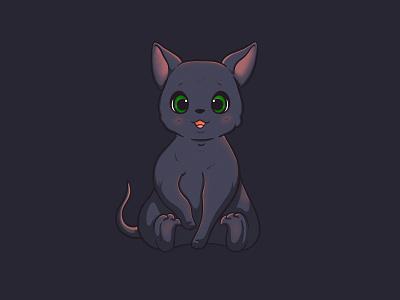 Cat cute t-shirt illustration design raster procreate art procreate app procreate ipadproart ipadpro ipad print clothes animal cats cat artwork art