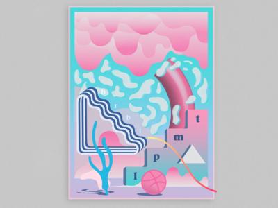 abstract feel
