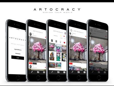 Artocracy Promo art