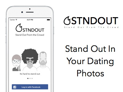 Stndout Dating App ios