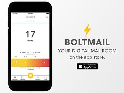 BoltMail iOS mobile productivity ios