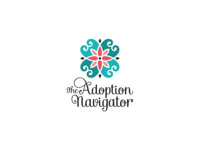 The Adoption Navigator adoption navigator children compass ornament flower windrose