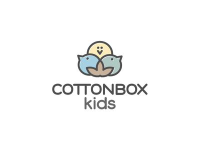 Cottonbox Kids chick kids bird linen cotton