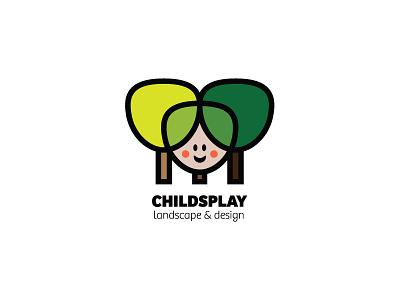 Childsplay design natural kid tree child landscape playground