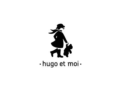 Hugo Et Moi kid bear girl child