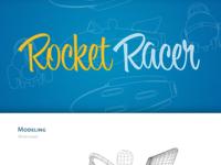 Rocketracer makingof