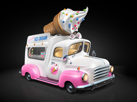 Ice Cream Truck ♥