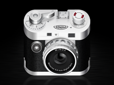 Minox Iphone Icon