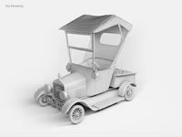 Fordmodelt comparison