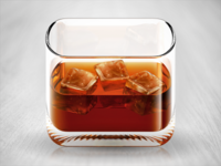 Whiskey iPhone Icon