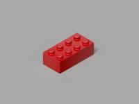 Little Red Brick Rebound