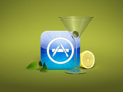 Appstore spot cocktail