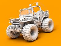 Wild Willy Jeep