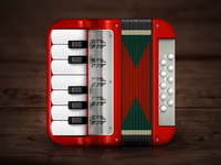 Accordion iOS Icon