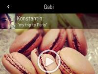 Gabi detailscreen