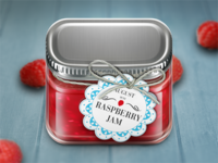 Raspberry Jar iOS icon
