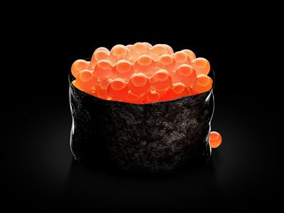 Sooshi-App sushi yummy tasty delicios glassy salmon nigiri maki gunkanmaki