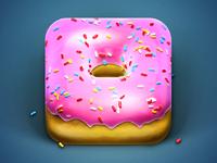 Donut large