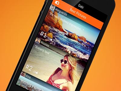 GABI 2.0 gabi facebook ui appstore iphone app application rendering fb