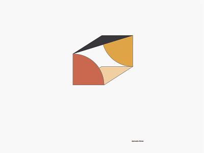 domatio 3 geometric art geometry shapes color abstract design abstract art abstract artwork art vector pastel flat