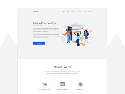 Lunover - Web Agency