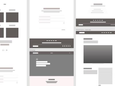 Wizzy - wireframe for any minimal web application