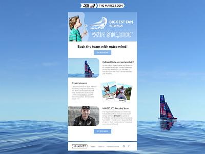 ETNZ Competition page uiux website design landing page design