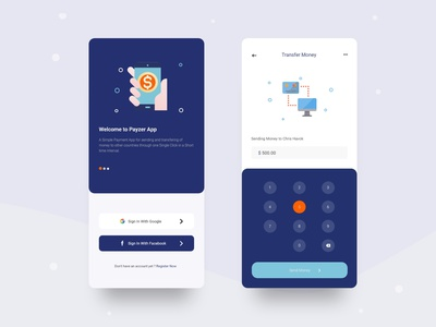 Payments UI customer technology flat design pay money color finance productdesign mobile wallet bank payment transaction app design thinking illustration typography dribbblers uiux design