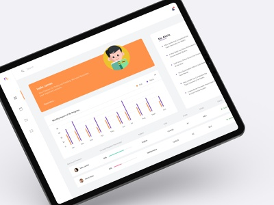 Future Learning Dashboard dashboard design daily ui design thinking creative color minimal clean web learning activity courses education product design dashboad e-learning user interface dribbblers uiux typography design