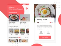 Food Recipe App - Cook Anything
