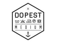 dopest clothing shirt size
