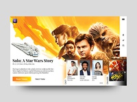 Solo: Star Wars Story Movie UI
